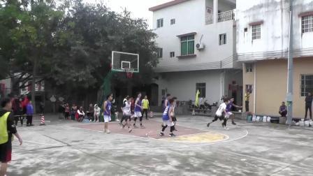 金山村2020年首届篮球友谊赛 A