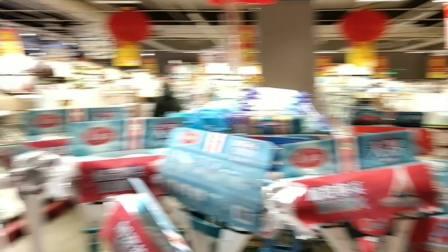 我的生日 大年初四 出门购物!