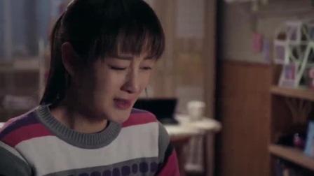 女孩哭泣让人心疼