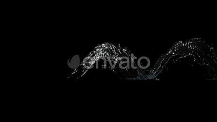 Water Splash Mega Pack 4K 第2季