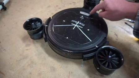 A Roomba that CAN FLY