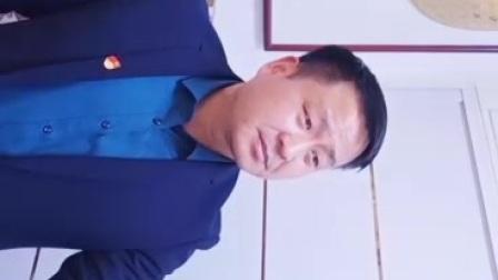 新梨园文化艺术学校校长张家祥——疫情期间要做到。