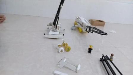 徐工QAY400全地面起重机模型