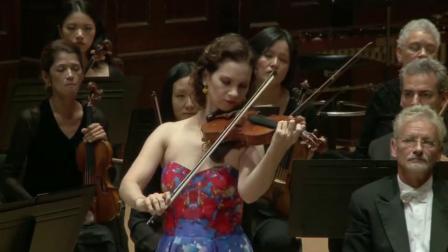 贝多芬《D大调小提琴协奏曲》Op.61,小提琴独奏:希拉里·哈恩