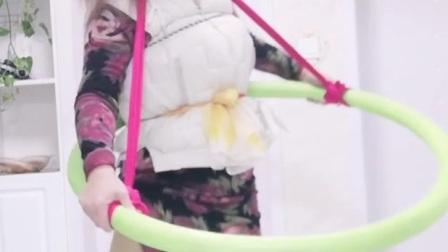 舞灵美娜子搞笑小视频 《来段不会唱的京剧》 2020年2月5日