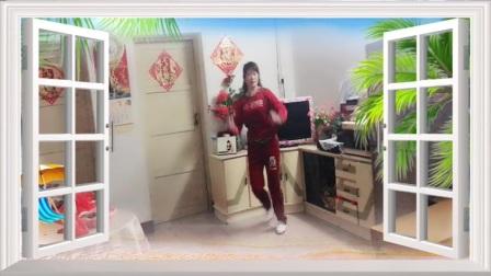 桂林香妹广场舞:中国加油💪武汉加油💪