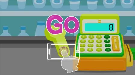 迷你特工队游戏:麦克斯买了汉堡甜甜圈三明治一共花了多少钱呢?