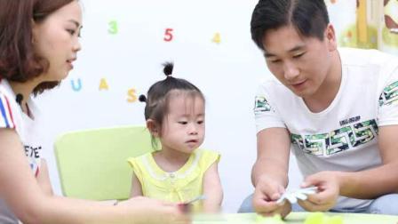 听力残疾儿童家庭康复训练视频2-对对碰