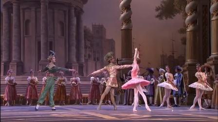 《睡美人》完整芭蕾舞剧Svetlana Zakharova莫斯科大剧院2011
