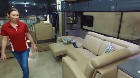 有钱了买这个大巴车,买什么房子