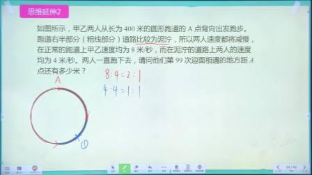 寒假班小学六年级数学培训班(敏学双师)-赵设-第6讲