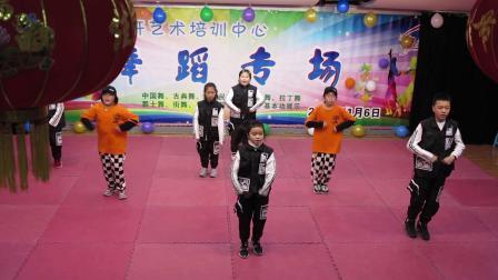 2020年1月6日 北京广华轩艺术培训中心2019年度舞蹈汇演