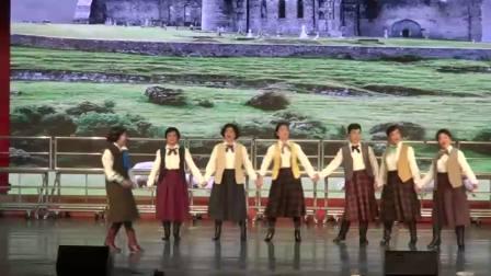 《马金萍济南老年大学执教十周年声乐教学演唱会》