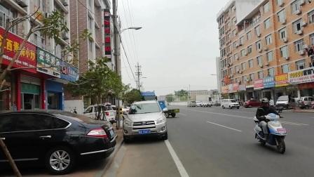 浙江台州杜桥街景