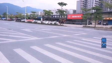 """正月十五疫情下的肇庆市。实拍""""空城""""现状,全民防疫稳步进行!"""