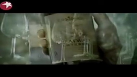 长城星级干红葡萄酒广告观点篇
