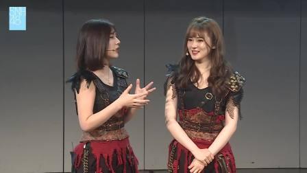 2019-06-09 SNH48 TeamSII《重生计划》温晶婕生诞祭公演全程