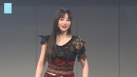 2019-06-13 SNH48 TeamSII《重生计划》公演全程+吴哲晗、徐子轩拉票会