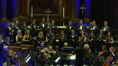 亨德尔《弥赛亚》(巴纳比·史密斯/古乐学会乐团/2018)