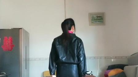 桂林阿凤广场舞《谁》