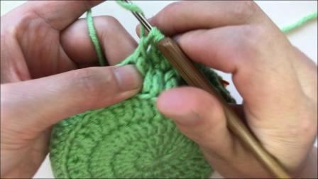 绒尚手工-束口包包蛋糕包包草莓包毛线包钩编教程织法教程