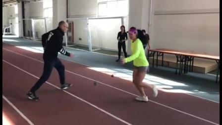 脚下灵敏度训练2