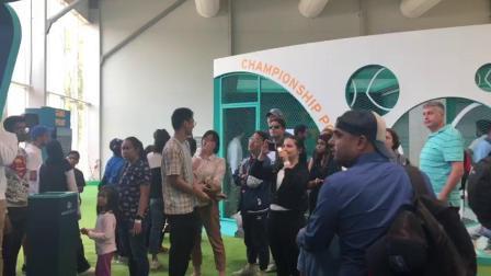 2019年穆巴达拉世界网球锦标赛球迷激活区 (3)