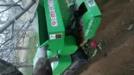 卖化肥的用这种遥控履带果园开沟施肥机旋耕除草机