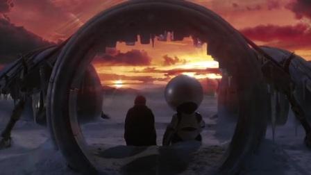 我在银河系漫游指南截取了一段小视频