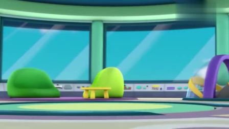 汪汪队立大功:恐龙妈妈围着掉落的蛋直打转 莱德让他不要急