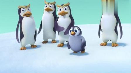 汪汪队立大功:摔倒的企鹅是人假扮的
