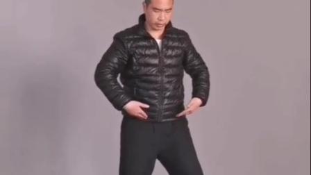 陈辉太极院公益课陈式太极拳七式(二)