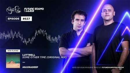 【Loranmic】Future Sound of Egypt 637 with Aly & Fila
