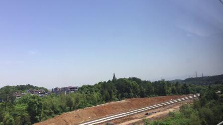 奶咖拍摄 - G7349次CRH380BL-3781 杭州东-->温州南
