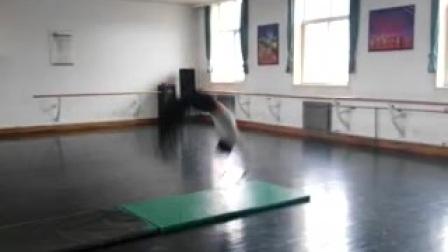 飞燕舞蹈 ——赵老师