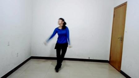 杨艺老师舞蹈《中华民族》