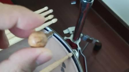 美产达达里奥 橡木鼓棒、枫木鼓棒、汉牌胡桃木鼓棒比较(2)