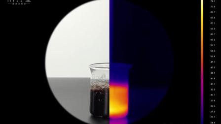 黑面包实验~浓硫酸与淀粉反应