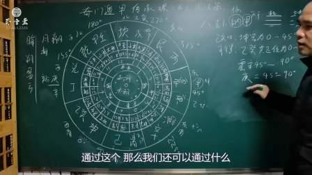 2袁天罡奇门遁甲卷一概论篇传承课程合集二