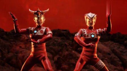 雷欧奥特曼和弟弟阿斯特拉,光用体术就能怪兽《奥特曼》
