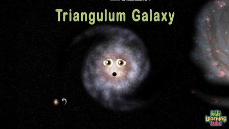 各星系大小比较之歌-哔哩哔哩