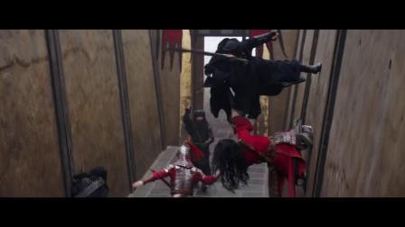 【游民星空】电影《花木兰》幕后视频