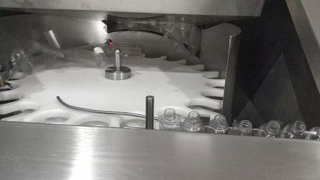 喷雾瓶自动理瓶机 消毒剂理瓶机 全自动理瓶机