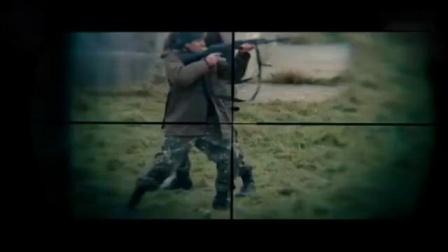 最牛老奶奶狙击手一边和老头调情一边营救战友, 精准命中率不得不服-_标清
