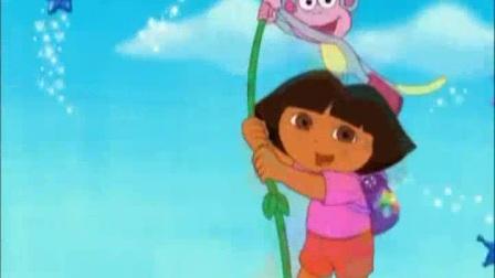我在9 Dora's Pirate Adventure截了一段小视频