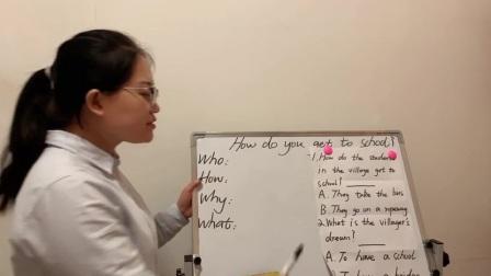 田佳宇山西师范大学初中英语试讲