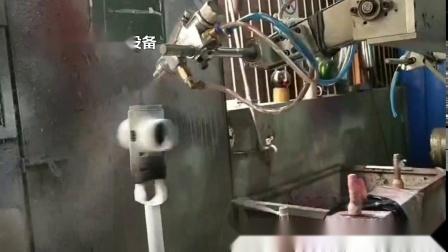 广东莞塑胶件涂装设备 五金件自动喷漆机 玻璃喷油机器