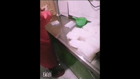 土豆粉,东北拉皮凉粉的制作方法