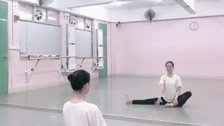 华彩中国舞第五《数星星》分解
