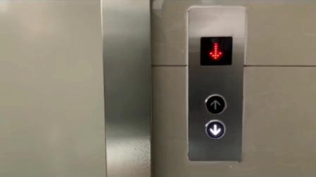 中南樾府电梯间
